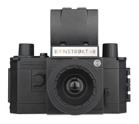 Konstruktor F Bundle - DIY Camera with Film