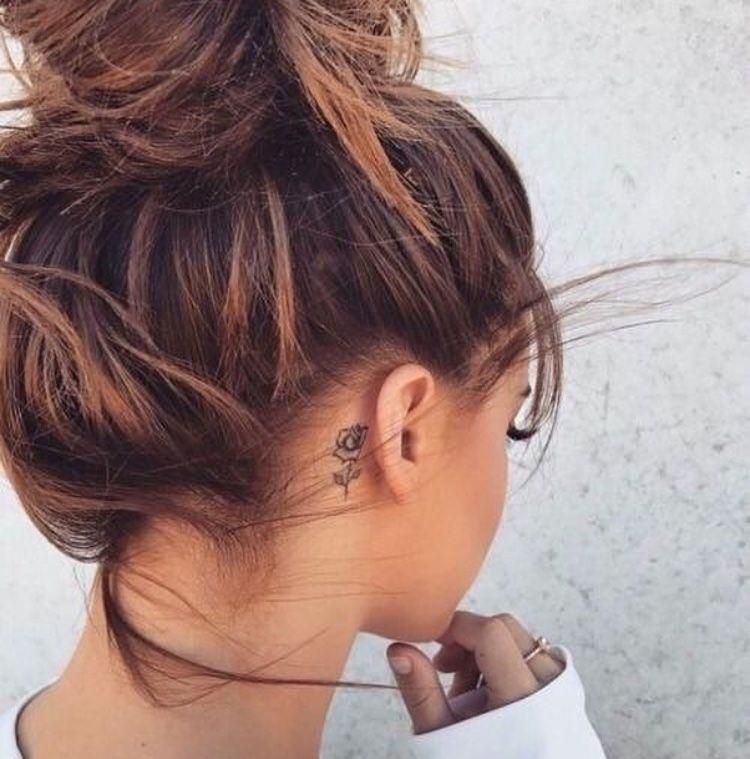 Tattoo Fuß Frau Arabische: Tattoo Ideen, Tattoos Hinterm Ohr Und