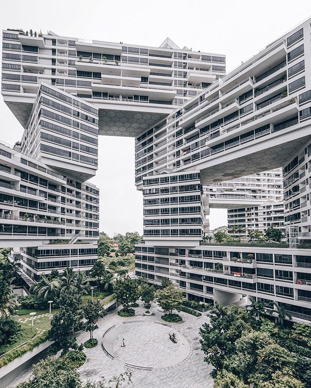 the interlace architects oma ole scheeren singapore shngy
