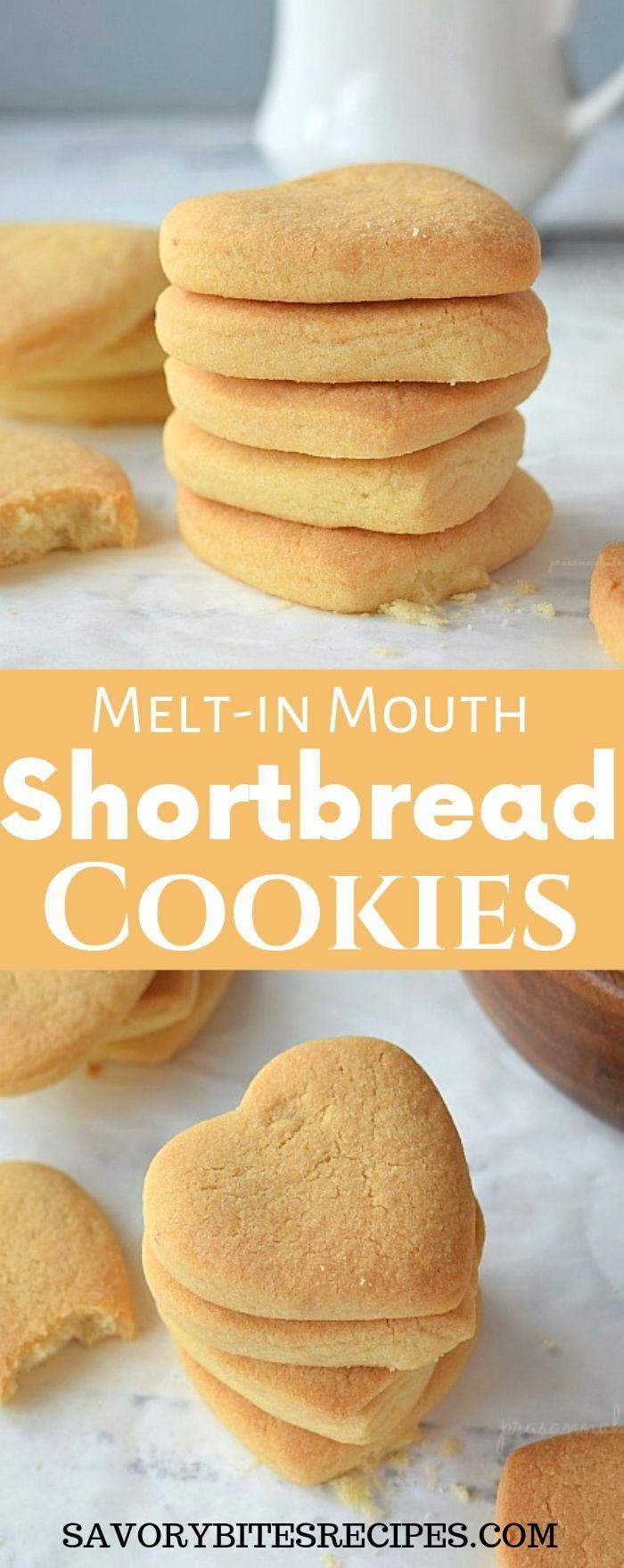 The Ultimate Best Christmas Shortbread Cookies