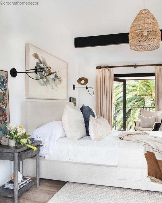 Creer Une Chambre D Amis En 2020 Idee Chambre Deco Appartement