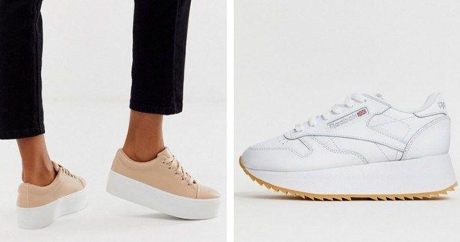 Las 7 tendencias para zapatillas de moda en 2019 | Moda