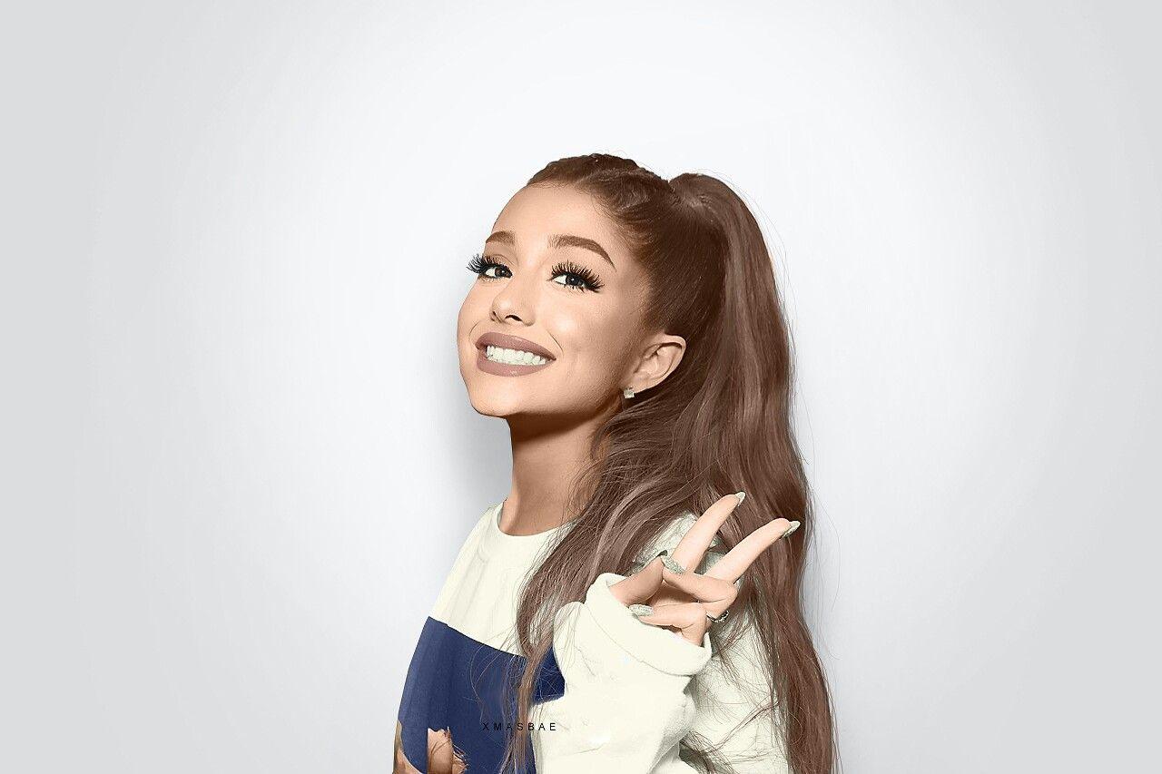 Pin On People Ariana Grande