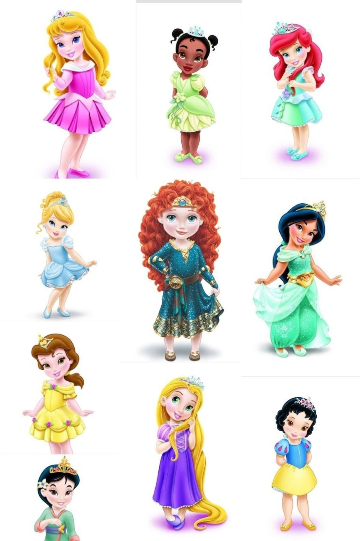 Pin By Danny Corrêa On Todo De Princesas Y Algo Más Disney Princess Toddler Disney Princess Cartoons Baby Disney Characters
