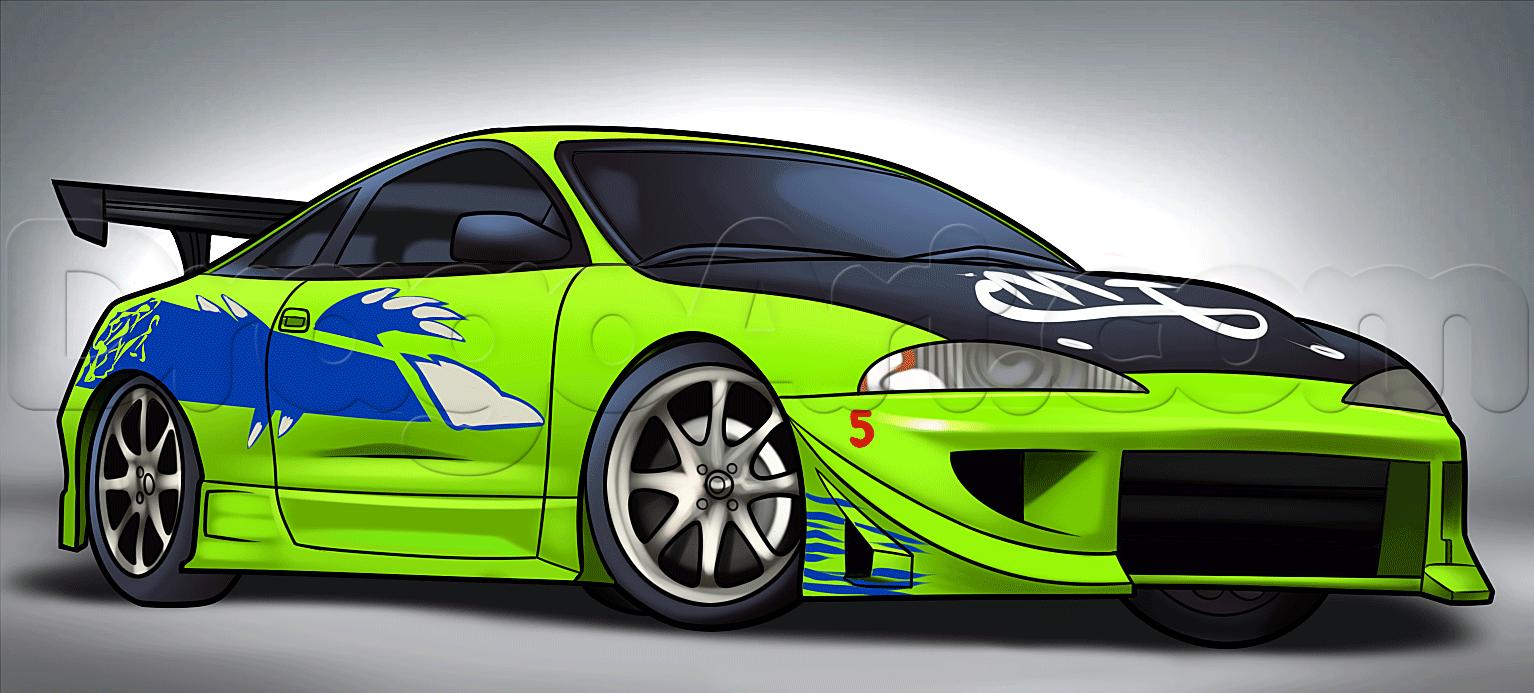 Green Jdm Car Wallpaper Aesthetic