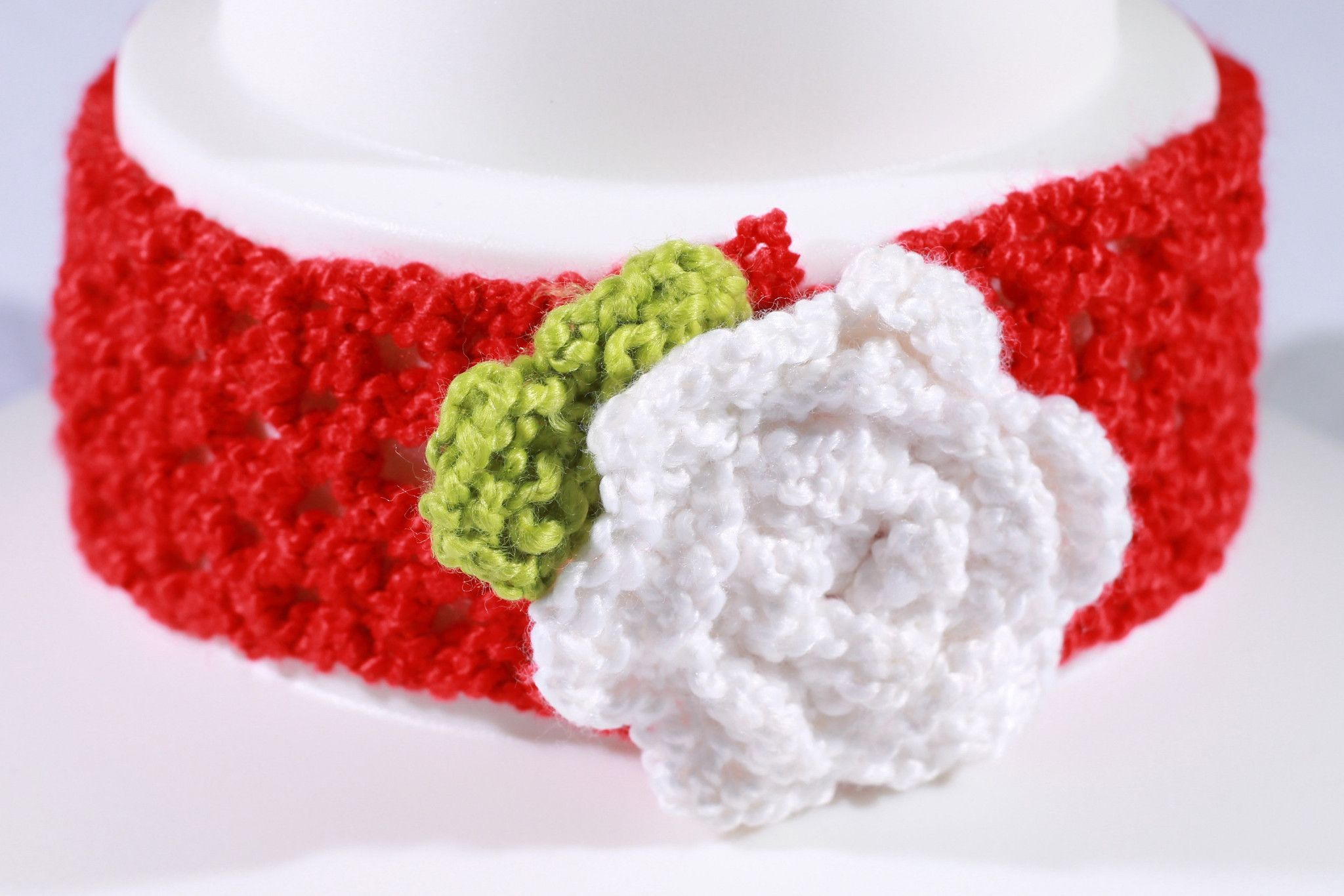 Hand Knitted Baby Headband (Multiple Colors)