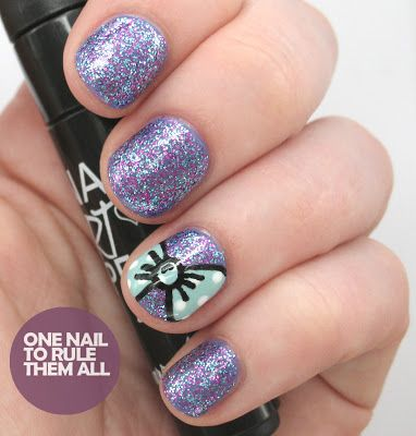 One Nail To Rule Them All Barry M Nail Art Pens Review Nail Art