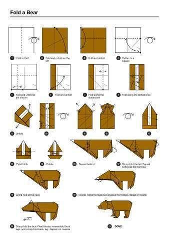 Photo of Anleitung für frische Origami-Elefanten – Origamieasy.tk   Einfacher Origami