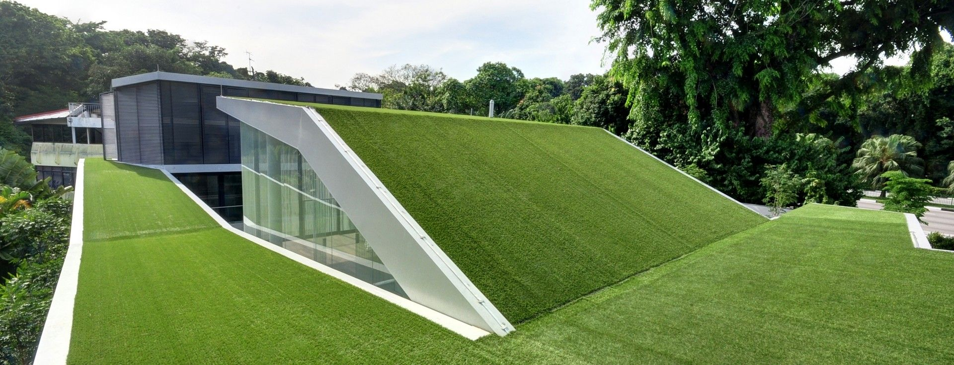 Modern Homes With Turf Grass Google Search Turf House