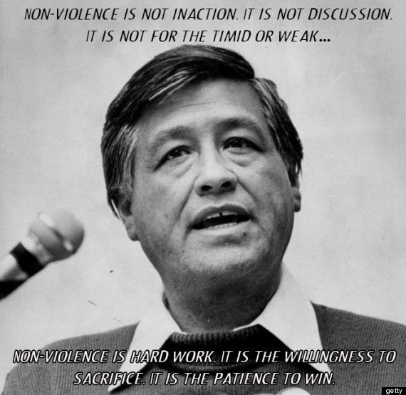 Cesar Chavez's Words Of Wisdom Are All The Inspiration You'll Need