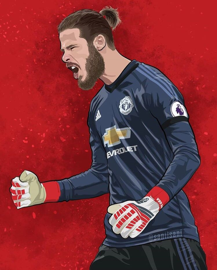 Get Good Looking Manchester United Wallpapers Art