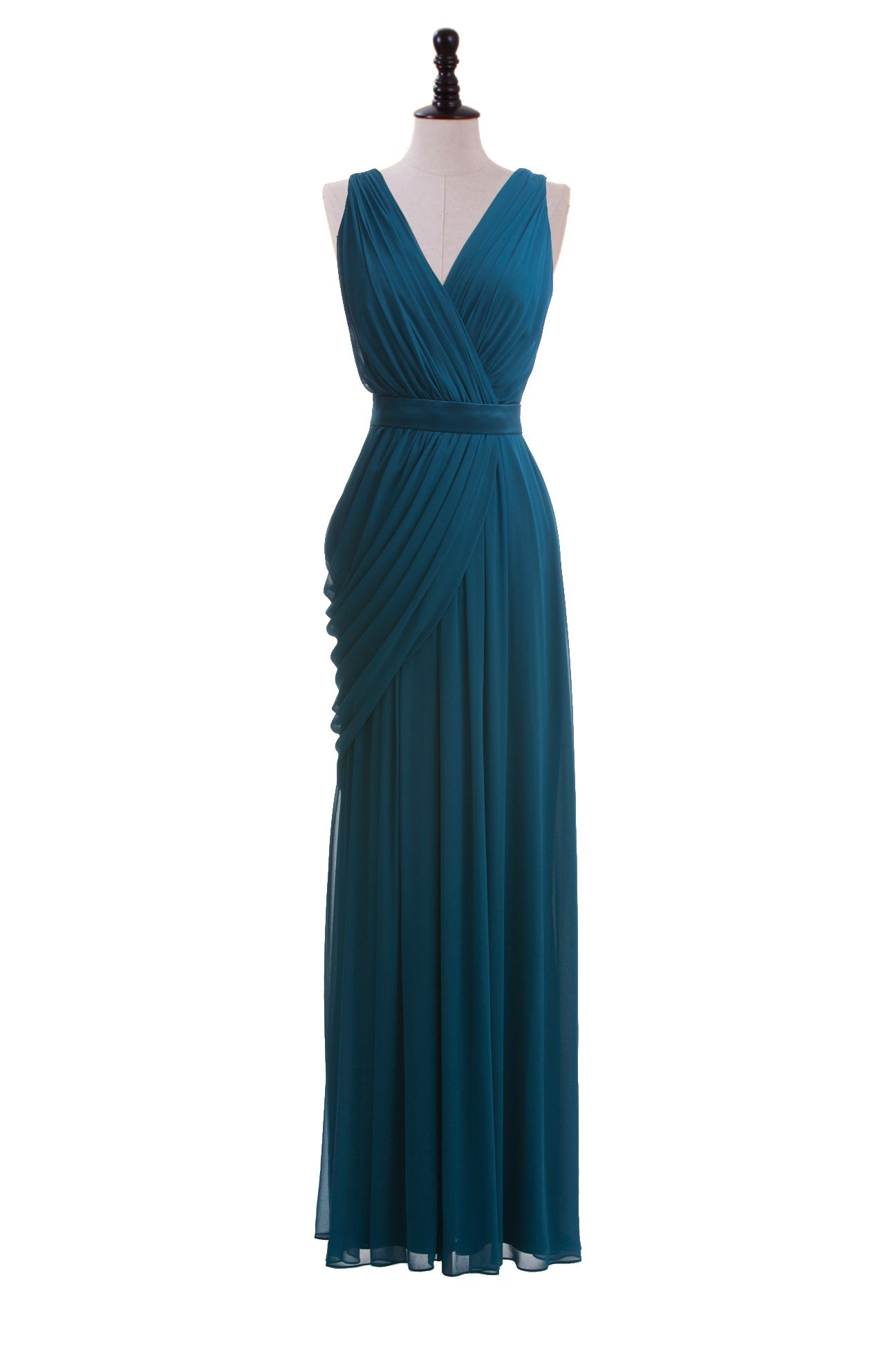 Love it gowns pinterest chiffon gown gowns and fall wedding