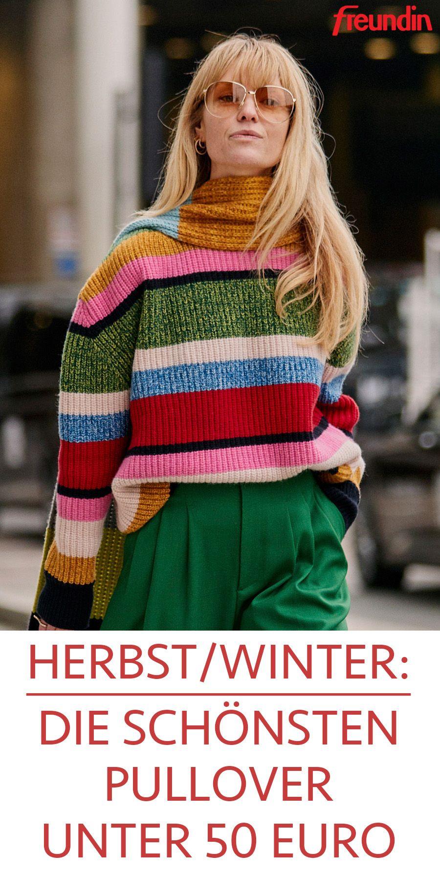 Modetrend: Die schönsten Pullover für Herbst/Winter unter ...
