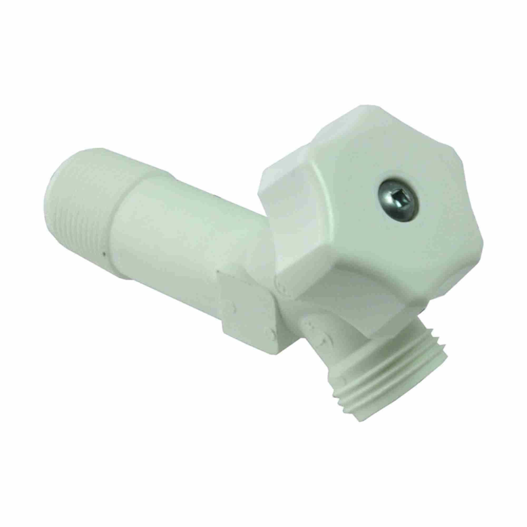 Uv12039 Water Heater Drain Valve Universal 3 4 Inch Plastic