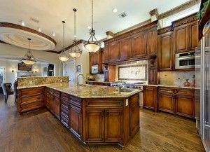 The Most Beautiful Kitchens Suited For Holiday Entertaining Coldwell Banker Blue Matter Beautiful Kitchens Gorgeous Kitchens Beautiful Kitchen Designs