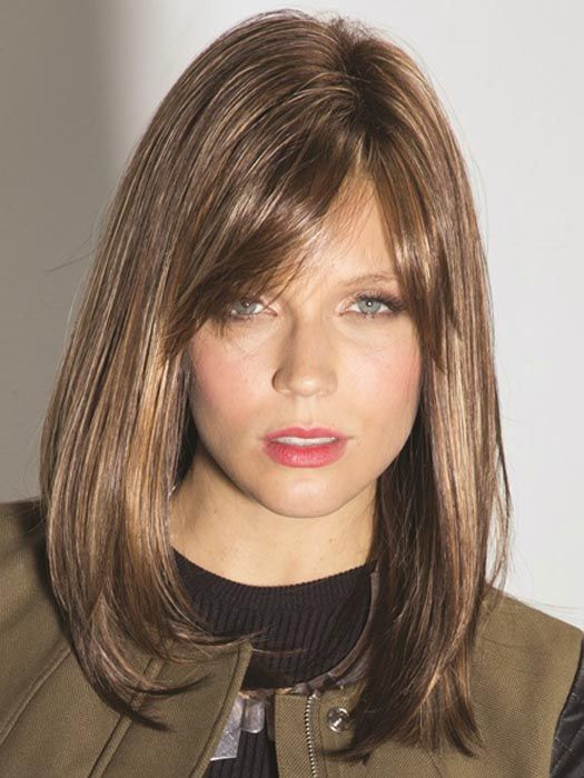 Seville Wig by Noriko Wigs   Below the shoulders smooth hair style ...