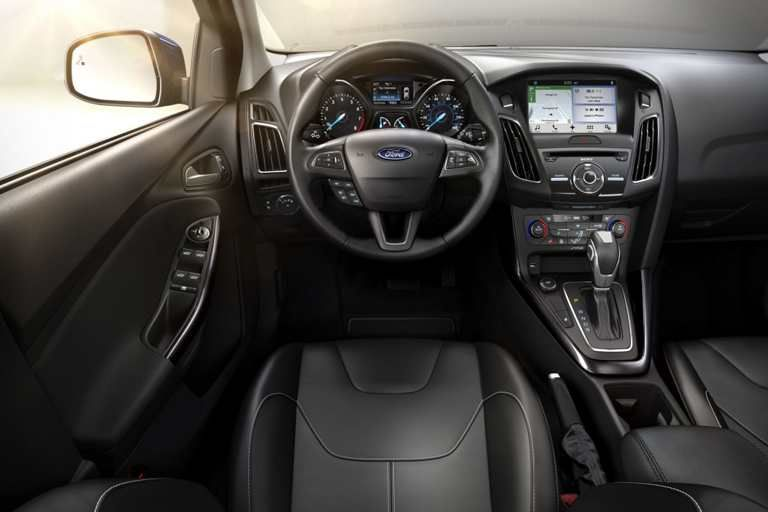 2017 Focus Interior With Images Ford Focus Ford Focus Sedan