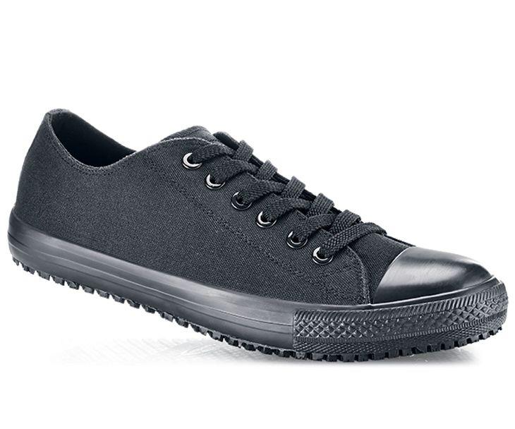 Zapatos negros Shoes for Crews para mujer Grandes ofertas GI956Bu