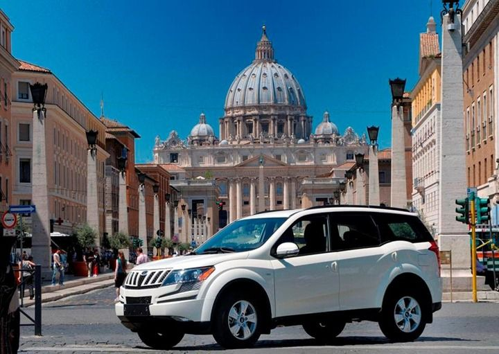 new car launches may 2014Mahindra XUV500 SUV Launched In Italy  Cars In India  Pinterest