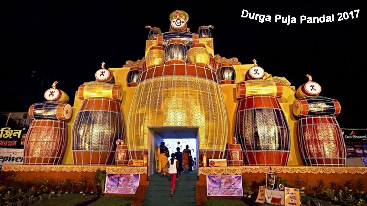 Durga puja pandal 2017 all kolkata dragon ball z pinterest durga puja pandal 2017 all kolkata altavistaventures Choice Image