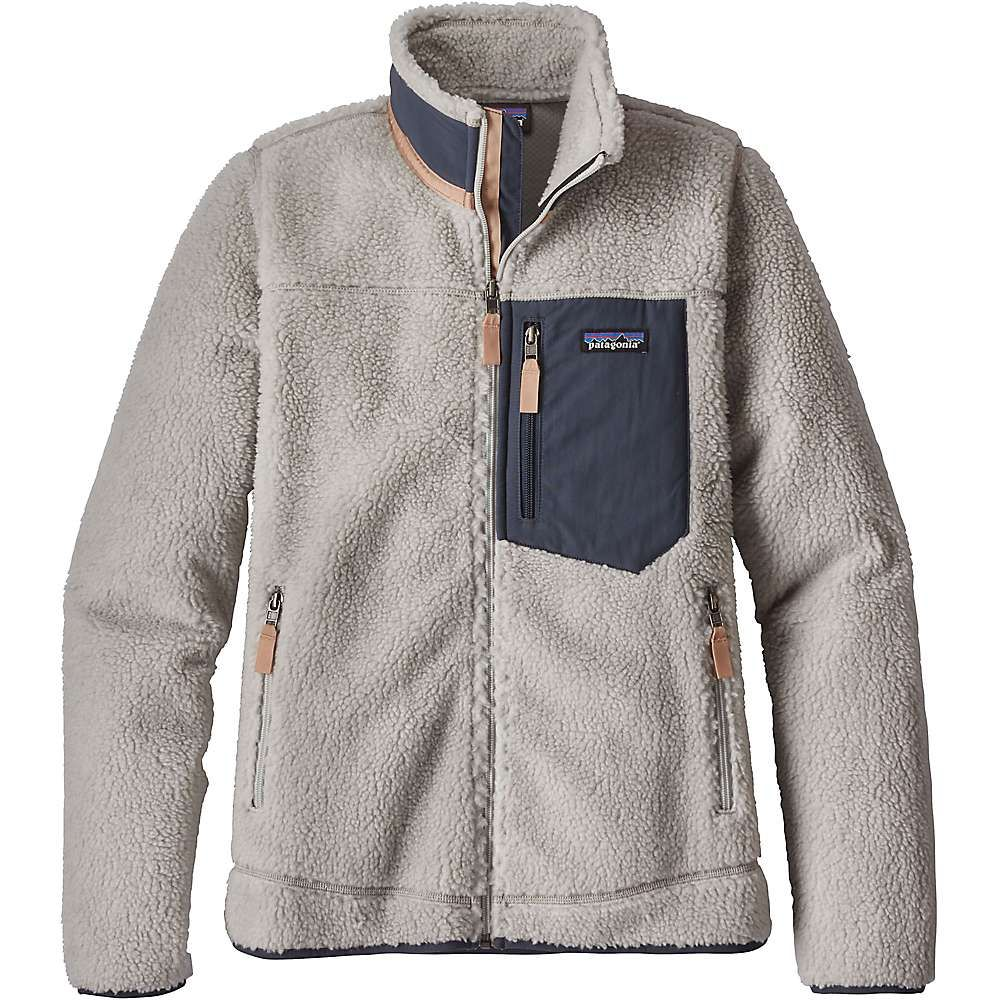 eb1433a0c Patagonia Women's Classic Retro-X Jacket - Medium - Tailored Grey ...