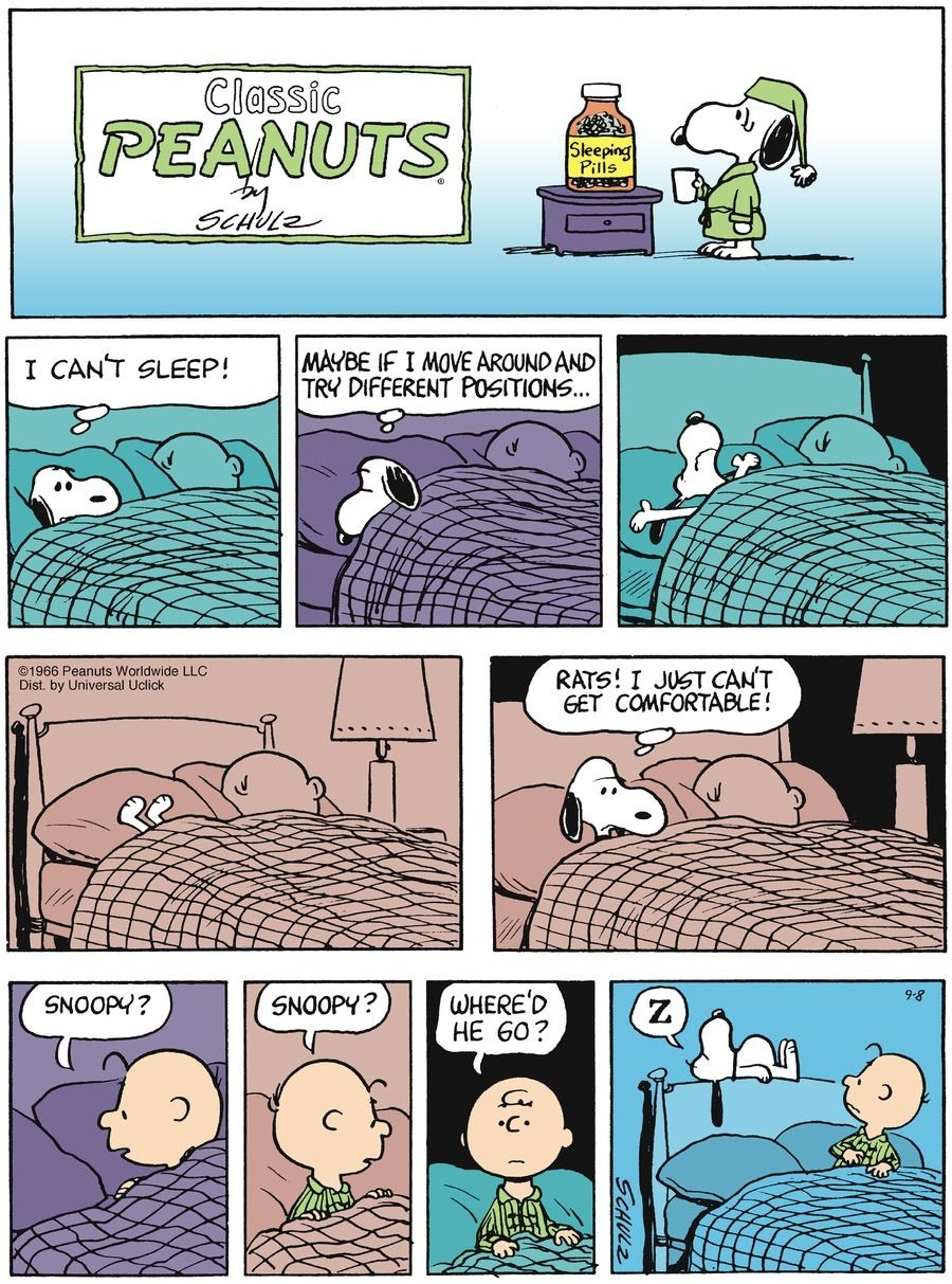 Peanuts by Charles Schulz for September 08, 2013 Snoopy