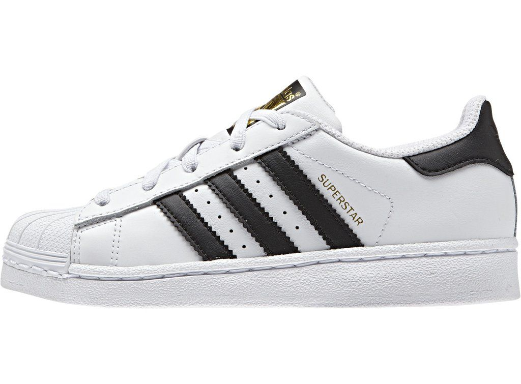 finest selection 659dd 0137e ADIDAS SUPERSTAR FOUNDATION KIDS SNEAKERS