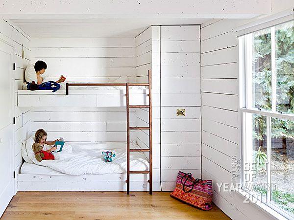 GREEN: Sauvie Island - Tiny House by Jessica Helgerson Interior Design