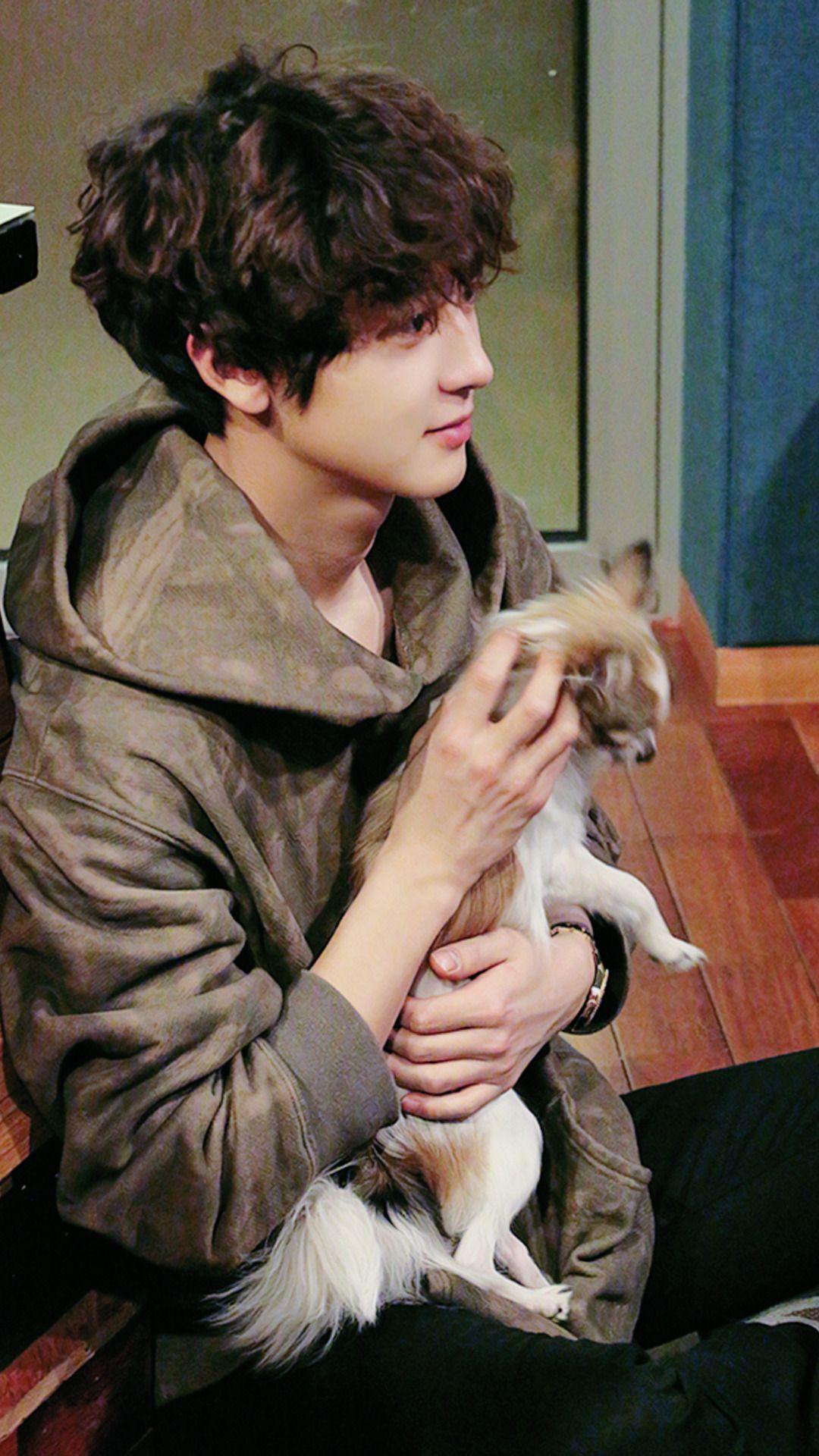 Boyfriend Material Kpop Tumblr Selebritas Baekhyun Chanyeol