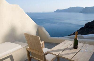 rentrer de la plage, boire du champagne et admirer la vue. :)))