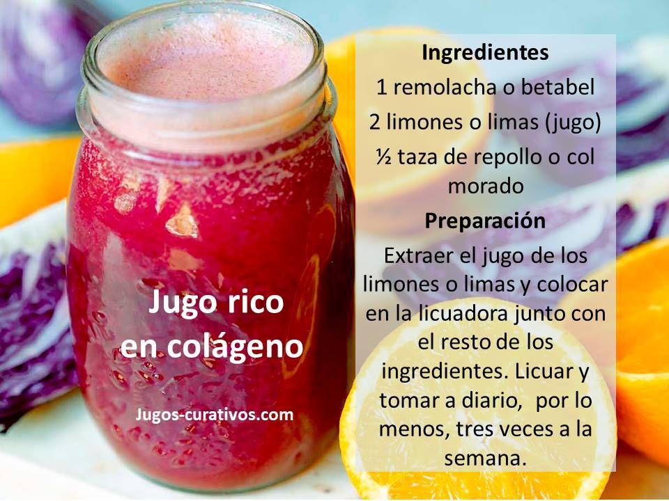 Como preparar colageno natural para tomar