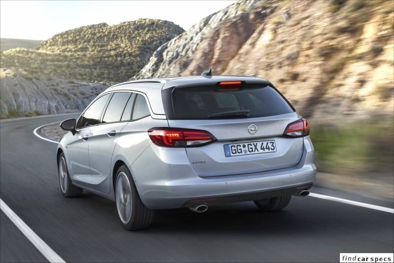 Opel Astra Astra K Sports Tourer 1 6 Biturbo 150 Hp Diesel 2018 Astra K Sports Tourer 1 6 Biturbo 150 Hp Diese Opel Diesel Fuel Economy