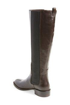 Via Spiga 'Bufu' Leather Tall Boot (Women)