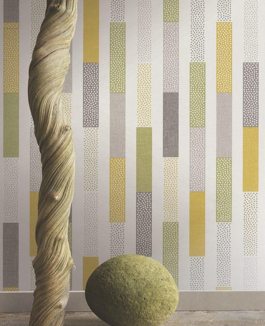 Tapete Vito Grün in 2020 Home decor, Wallpaper, Home diy