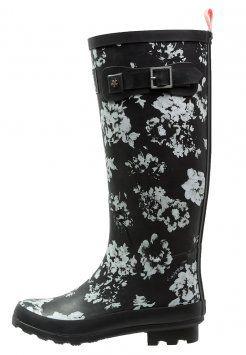 neueste auswahl Modern und elegant in der Mode meistverkauft Anna Field - Gummistiefel - black | Boots | Zalando, Stiefel ...