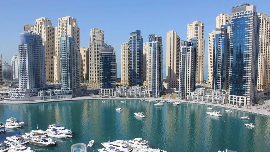 Dubai Marina Wallpaper HD Wallpapers Pinterest - best of blueprint capital advisors aum
