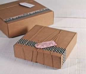 Cajas De Carton Cuadradas Caja De Carton