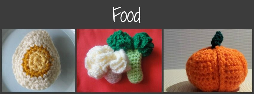Play Food Crochet Pattern Free Free Crochet Play Food Patterns