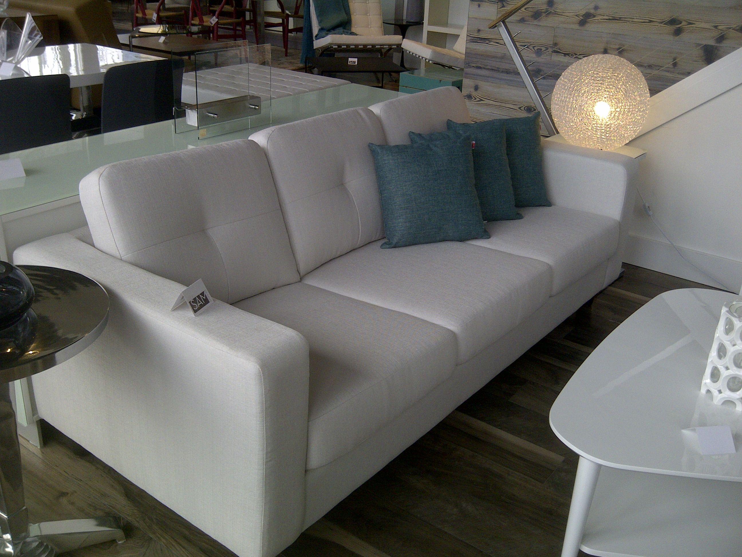 Solo Sofa from EQ3 Sam Design Pinterest