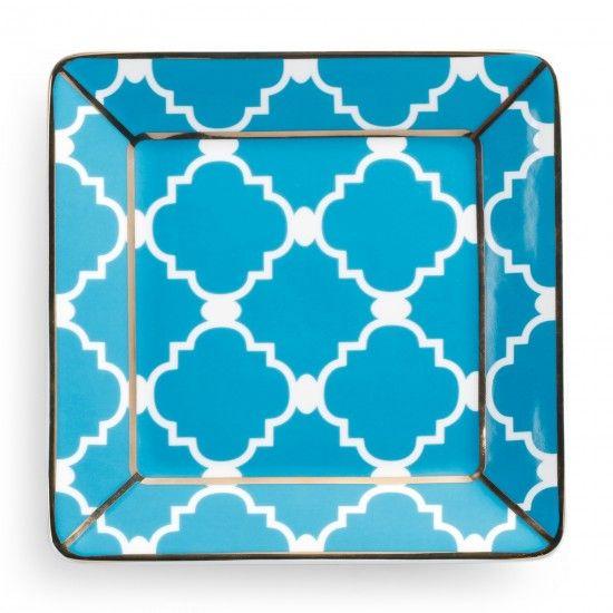 Home Accessories All Over Pattern Square Decorative