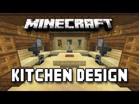 Minecraft Tutorial How To Build A House Part 6 (Awesome Interior