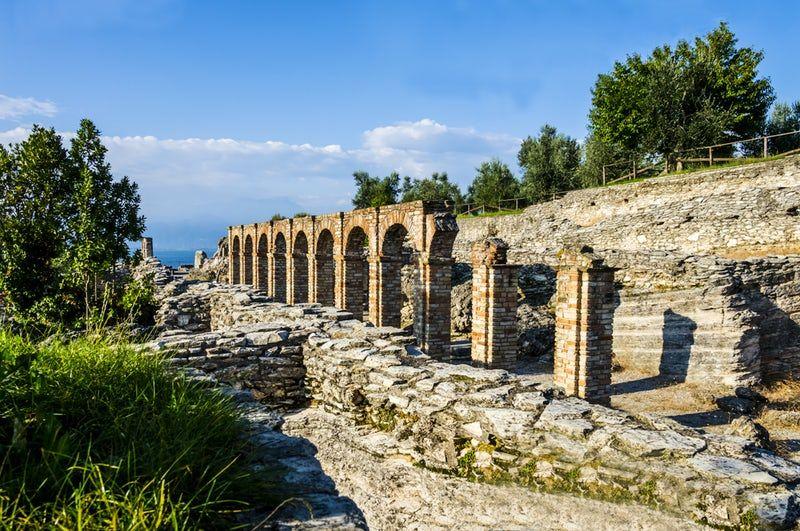 Visit Grotte Catullo Sirmione Sirmione Lake Garda Garda