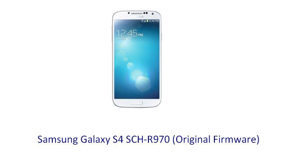 Samsung Galaxy S4 SCH-R970 (Original Firmware) - Stock Rom Flash