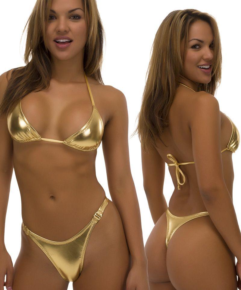 2439248397e Womens-Hooked-Swimwear-Thong-Swimsuit-Bottom-in-Liquid-Gold-by-Skinz