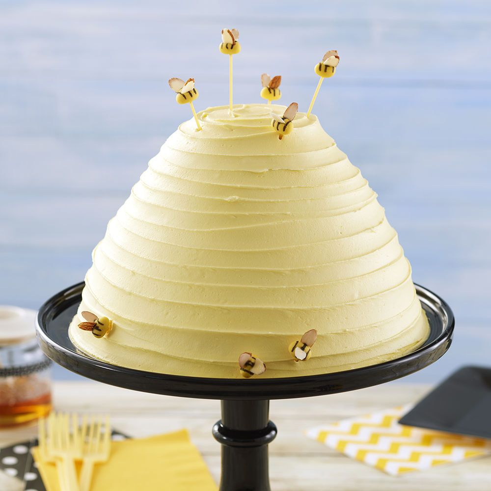 Busy as a beehive cake wilton with images doll cake
