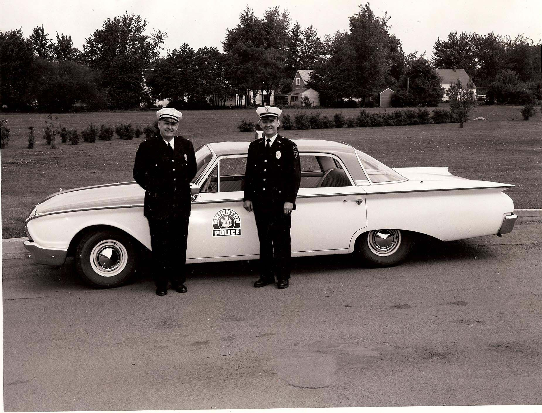 Police Car Website >> Police History Brighton Ny Official Website Hot