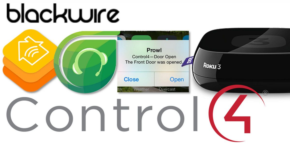 Blackwire Designs Launches Home Automation Driver Store Starting With Control4 Then Urc Rti Elan And Crestron First Up Kit Homes Control4 Home Automation