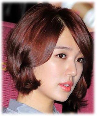 Miraculous Side Split Inner Curl Hair Tail Bright Burgundy Red Hair Color Hairstyles For Men Maxibearus