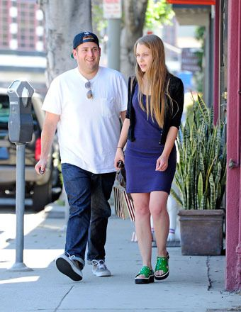 New Couple Alert! Jonah Hill Dating HBO Actress