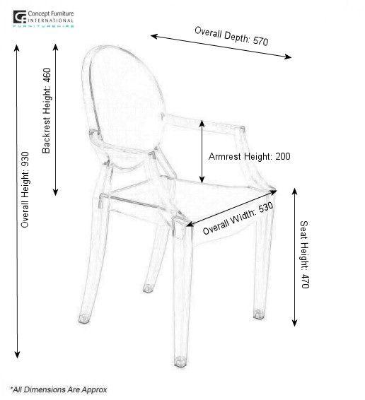 Chair Standard Size Cerca Con Google